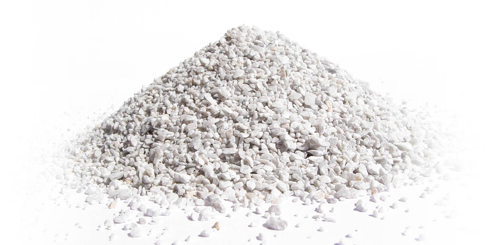carbonato di calcio vetreria